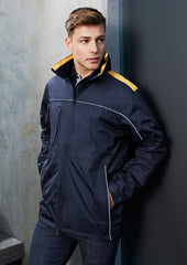 Biz Collection J3887 Mens Reactor Jacket