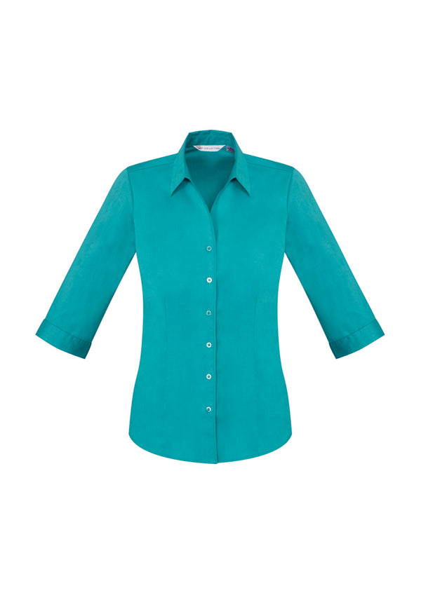 Biz Collection S770LT Ladies Monaco Sleeve Shirt