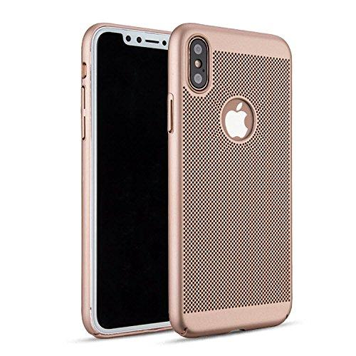 Ultra Thin Breathable Cooling Case for iPhone