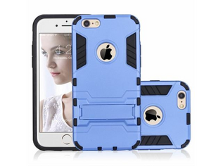 Hybrid TPU Shockproof Hard Rugged For iPhone