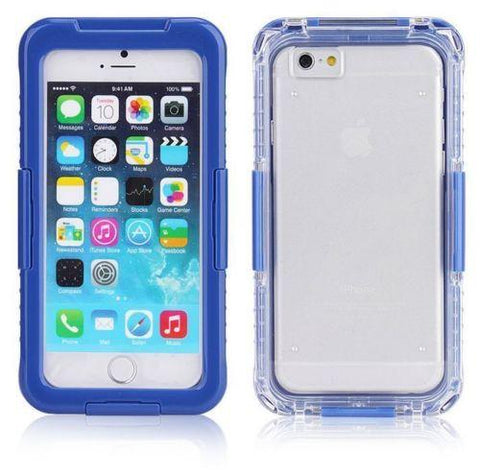 Waterproof Dirt Shockproof Case Full Cover For iPhone