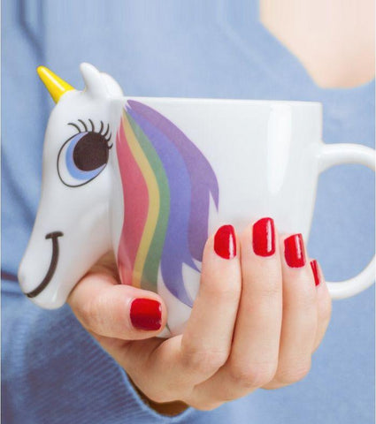 Image of Color Changing Unicorn Mug