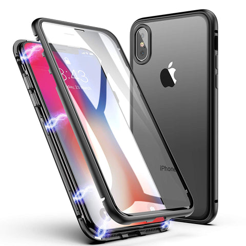 Image of Magnetic Adsorption iPhone Case (Available For iPhone XR/XS/XS MAX)