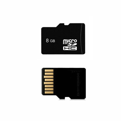 Image of HC Class Micro SD Flash Memory Card