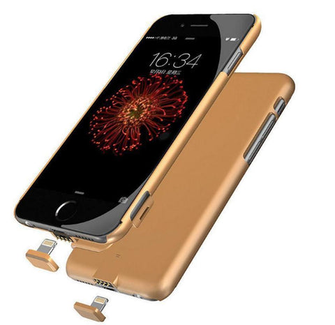 Image of External Power Battery Charger Bank Case For iPhone