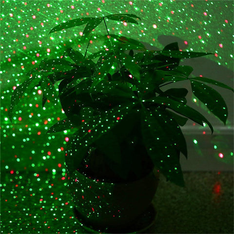 Image of Laser Landscape Spotlight Projector