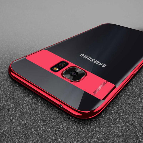 Image of Ultra Slim Crystal Case for Samsung Galaxy