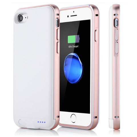 Image of 3000mAh/4000mAh External Battery Power Charger Case For iPhone