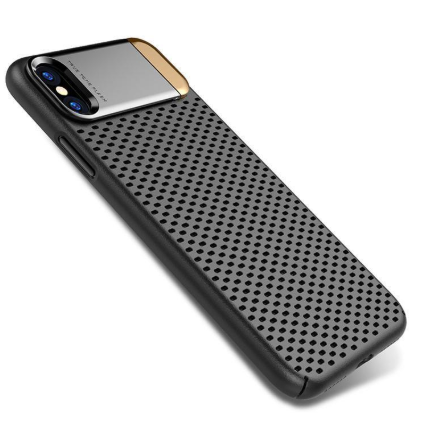 Ultra Slim Breathable Case for iPhone X