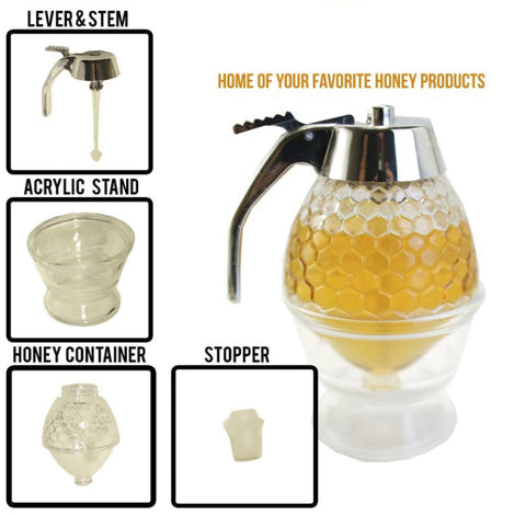 Honey Push Pot