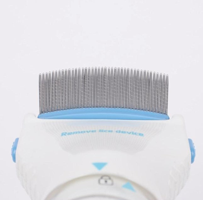 Electric Flea Comb Pet