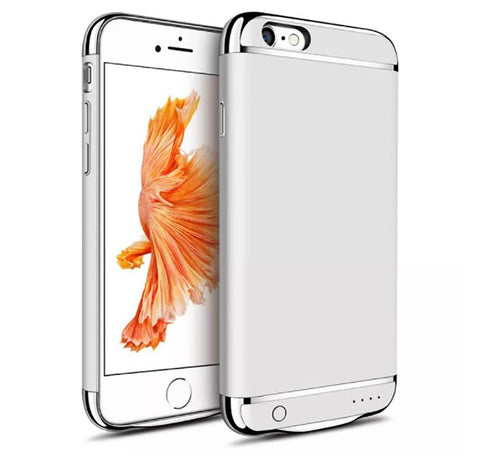 External Battery Portable Charger Power Bank Case For iPhone