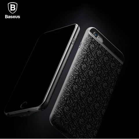 Image of External Power Bank Battery Charger Case For iPhone
