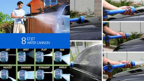 Water Cannon 8 Nozzle Multifunction Spray Gun