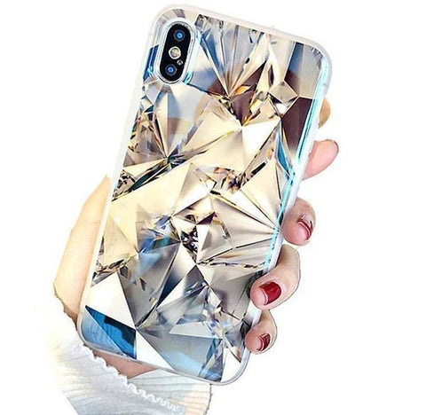 Image of Extra Luxury Real Diamond-Effect Case
