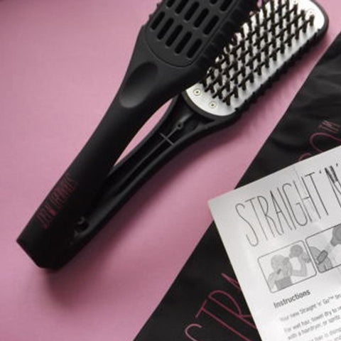 Image of Straight N Go Hair Straightening Brush