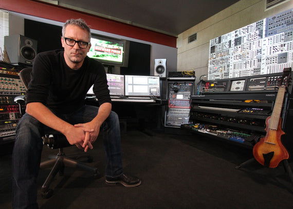 FIVE QUESTIONS FOR CHARLIE CLOUSER