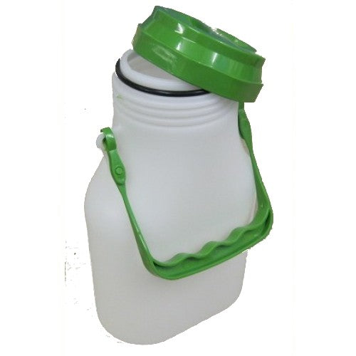 2 litre Milk Churn - Oval or Round
