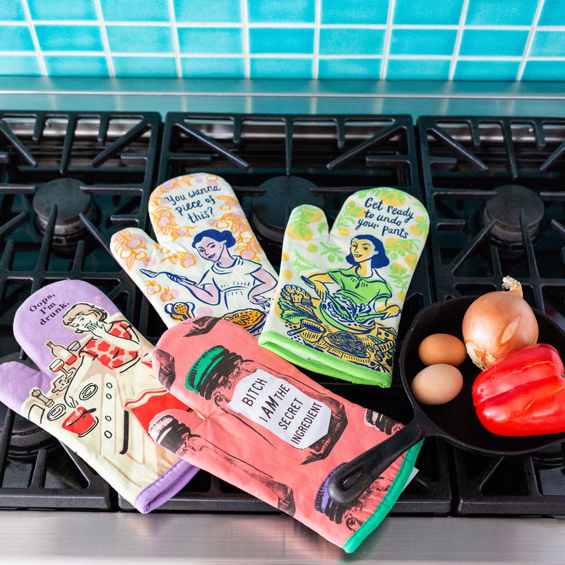 Oven Mitts for Every Cook