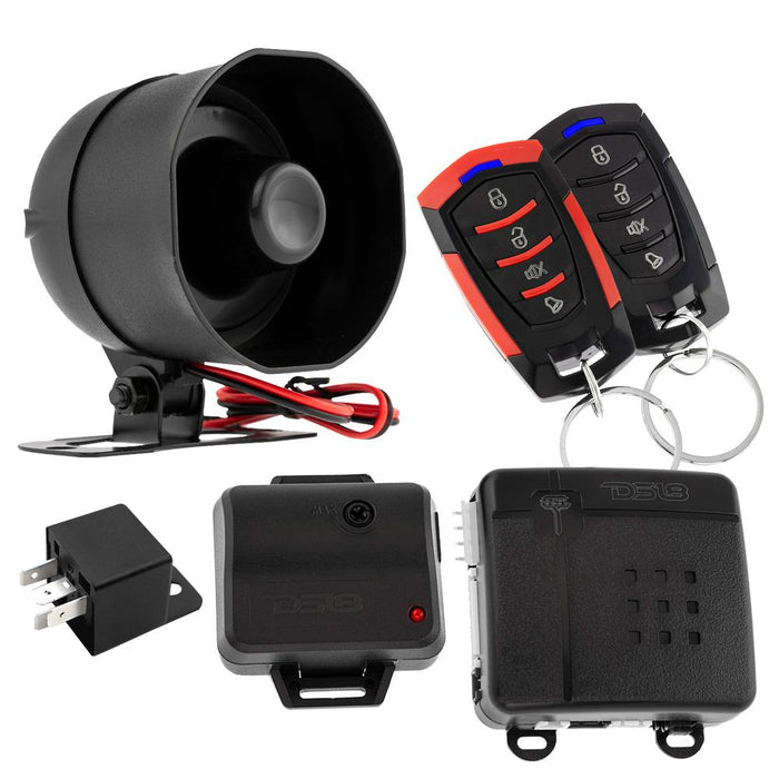 DS18 18SPORT 1-WAY ALARM SYSTEM