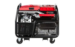 A-iPower SUA15000ECV 15000-Watt Portable Generator Gas Powered Electric Start, 15000 Rated Watt/12000 Running Watt EPA/CARB Sell to All 50 States