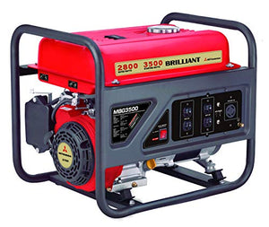 3500 Watt 6.0HP Portable Gasoline Generator
