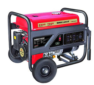 637 7000 Watt 13HP Portable Gasoline Generator