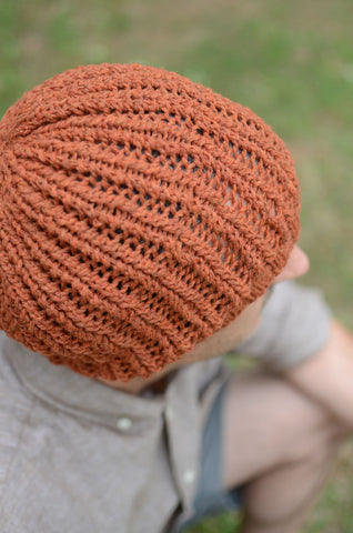 knit accessories idea for beginners how to make hat