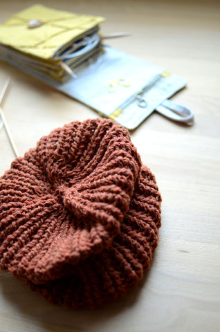 knit inspiration for hats easy and simple beanie