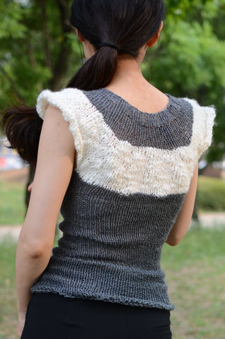hand knitted sweater pattern free