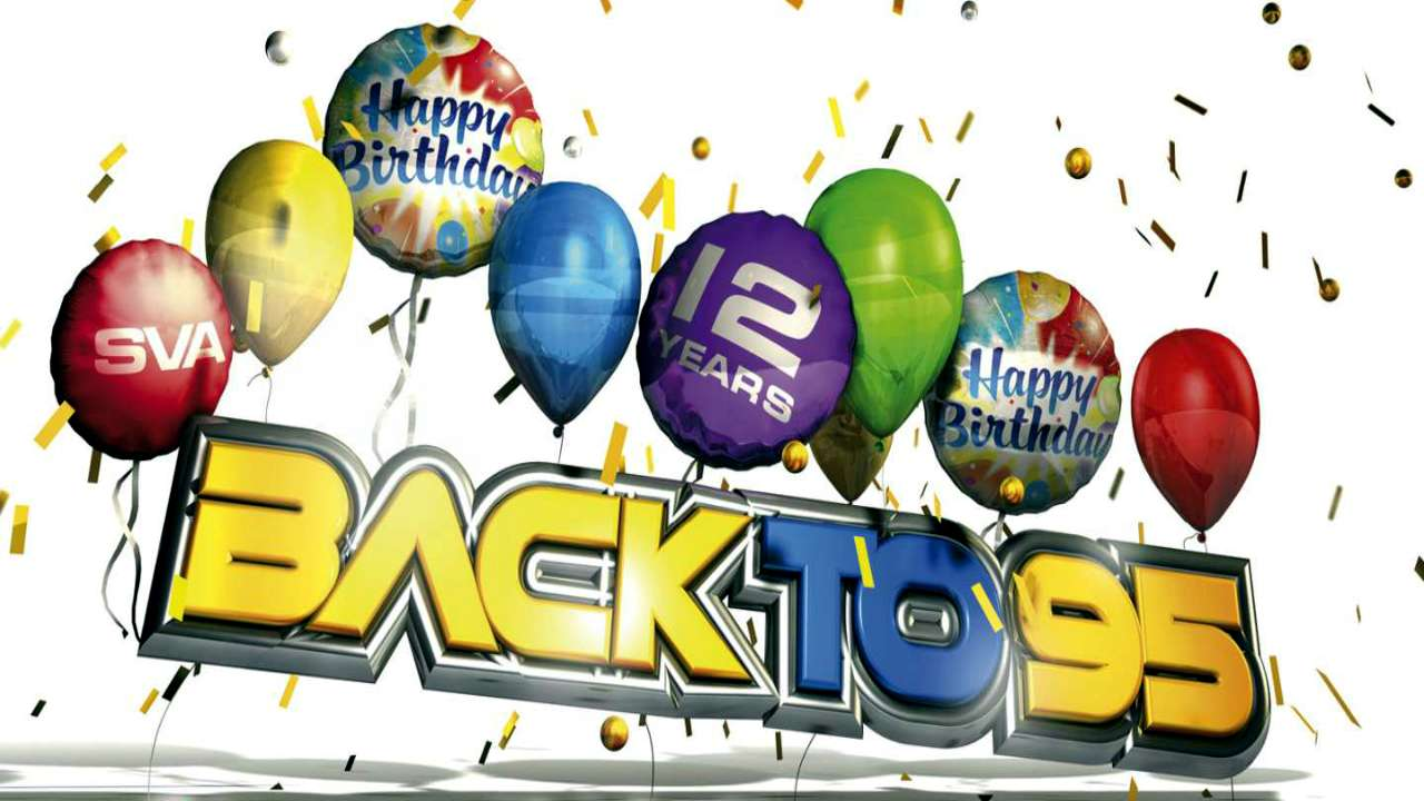 BACKTO95 12TH BIRTHDAY SAT 2ND MARCH 2013