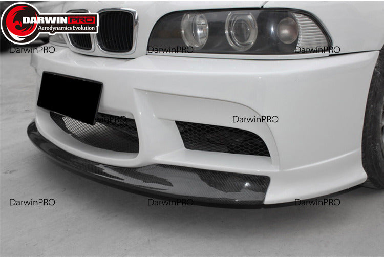 1997-2003 BMW 5 Series E39 DP Style Portion Carbon Fiber Full Body Kit Bumper