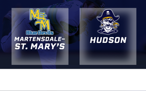 2017 Baseball Class 1A Quarterfinal (Martensdale-St. Mary's vs. Hudson) - Digital Download