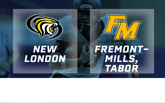2018 Football 8-Player Semifinal (New London vs. Fremont-Mills, Tabor) Digital Download