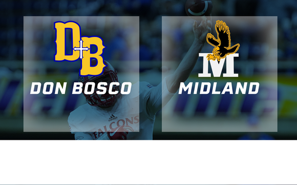 2017 Football 8-Player Semifinal (Don Bosco, Gilbertville vs. Midland) - Digital Download