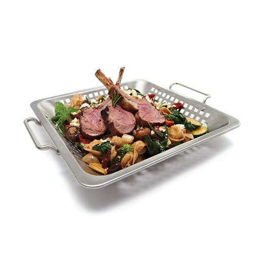 Broil King Stainless Steel Wok Topper