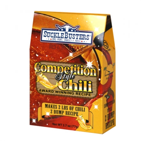 Sucklebusters Competition Chili Kit