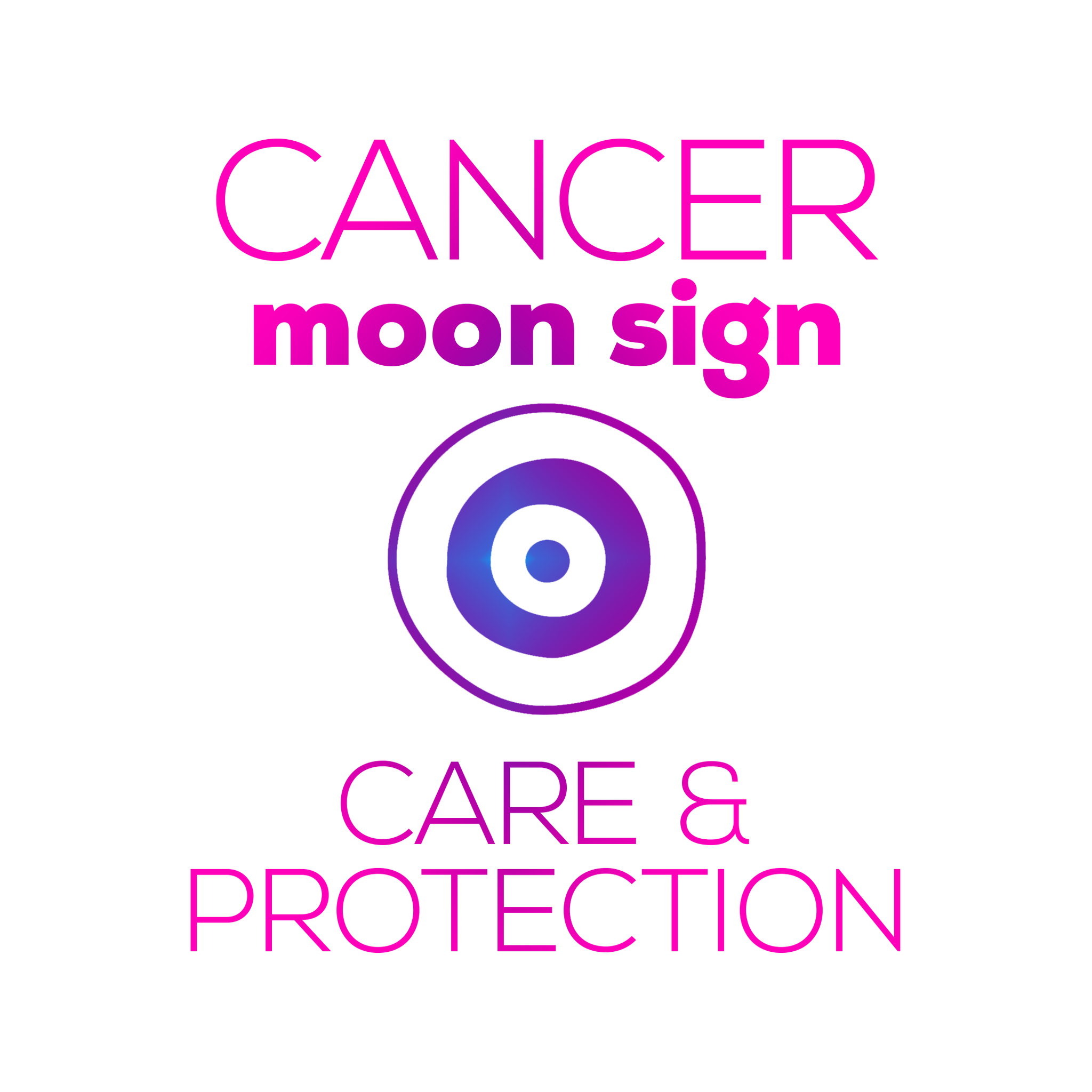 Care + Protection for Your Moon Sign - Cancer