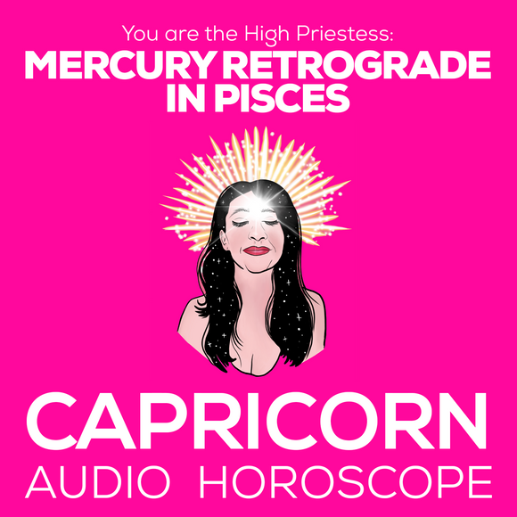 Audio Horoscope - Capricorn - thevoluptuouswitch