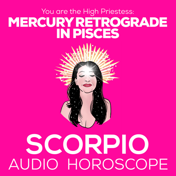 Audio Horoscope - Scorpio - thevoluptuouswitch