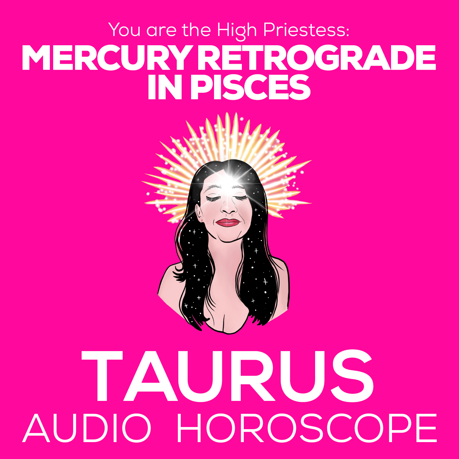Audio Horoscope - Taurus