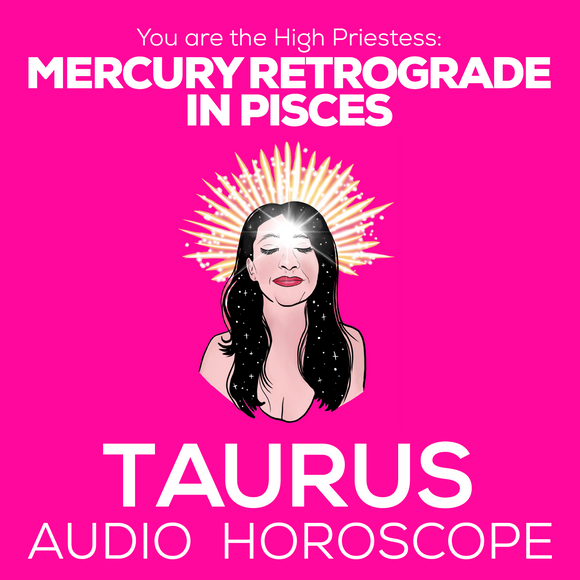 Audio Horoscope - Taurus - thevoluptuouswitch