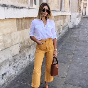 Laid Back Weekend Style with Emma Hill