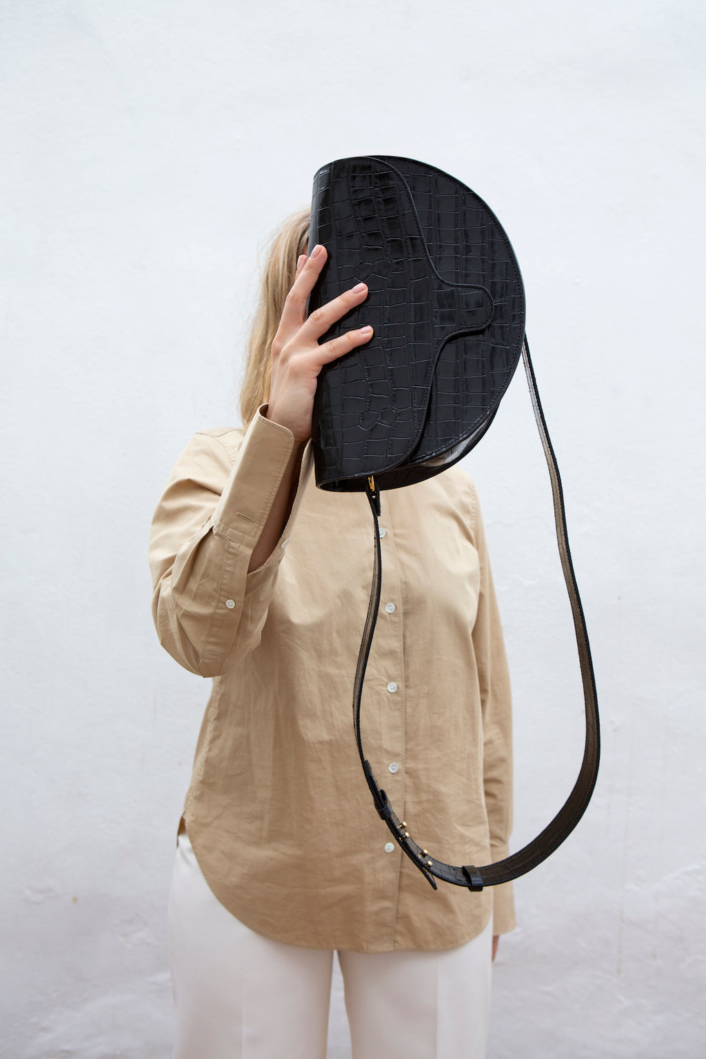 Lily - Saddle bag