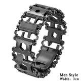29-in-1 Multi-Functional Tools Bracelet
