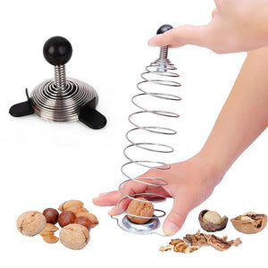Spring Nut Cracker