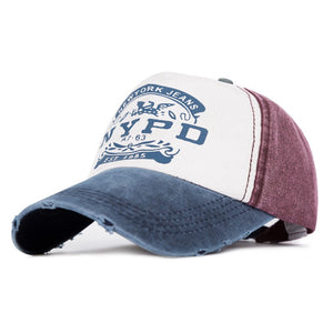 Brand  New York Letter Printed Baseball Cap For Men & Women - shoppingridge