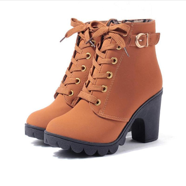 Europe & US High-Quality Snow/Ankle Boots for Women - shoppingridge