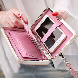 Perfect Classy Style  Leather Wallet For Girls - shoppingridge