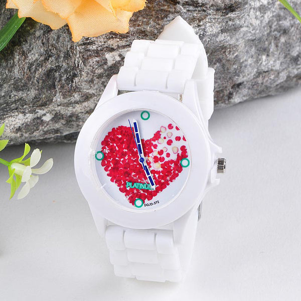 2018 Fashion Luxury Sport Silicone Watch for Women - shoppingridge
